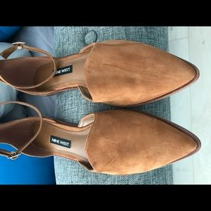 Nine West Suede Flat